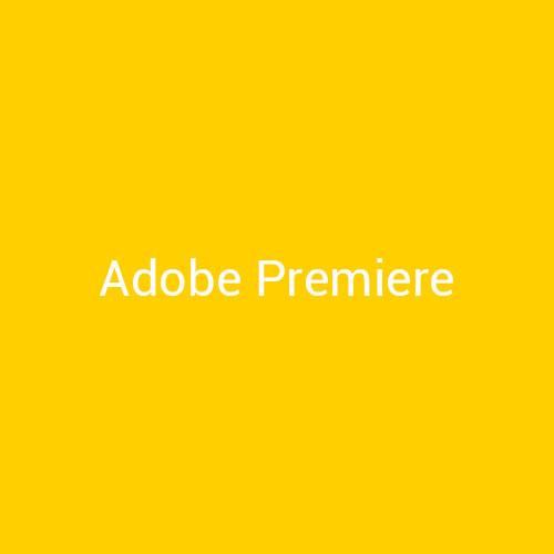Cursos de Adobe Premiere para empresas en Madrid y Barcelona. CEDECO