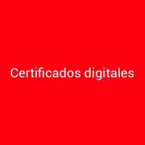 Cursos de Certificados Digitales para empresas en Madrid y Barcelona. CEDECO