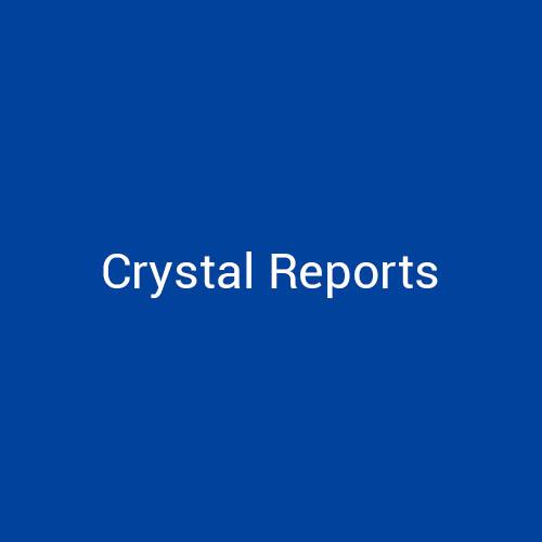 Curso Crystal Reports para empresas en Madrid y Barcelona. CEDECO