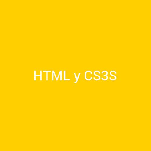 Cursos de HTML5 y CSS3 Local para empresas en Madrid y Barcelona. CEDECO
