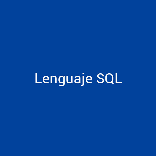 Cursos de Lenguaje SQL para empresas en Madrid y Barcelona. CEDECO