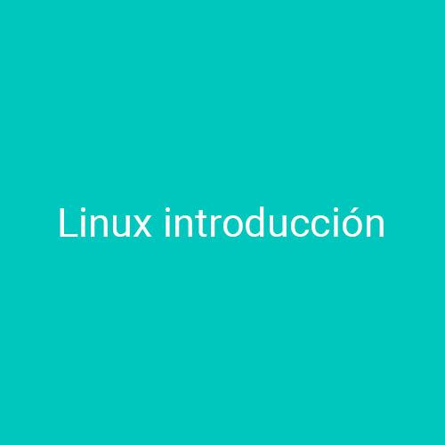 Curso de Linux Introducción para empresas en Madrid y Barcelona. CEDECO