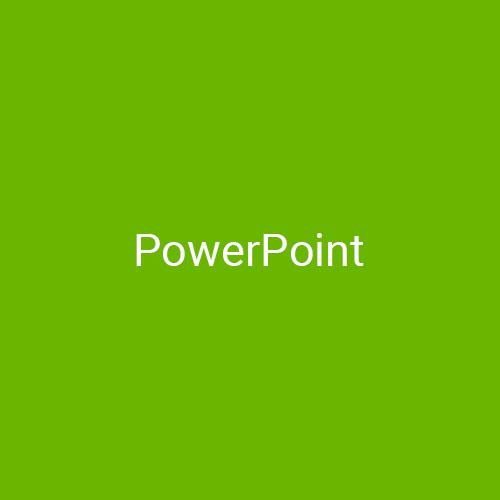 Curso de PowerPoint para empresas en Madrid y Barcelona. CEDECO