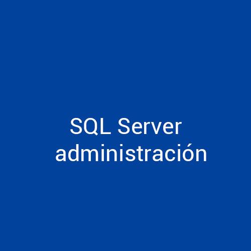 Cursos de SQL Server administración para empresas en Madrid y Barcelona. CEDECO