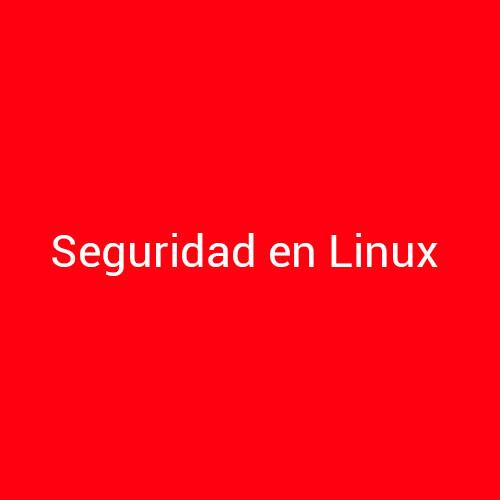 Cursos de Seguridad en LINUX para empresas en Madrid y Barcelona. CEDECO