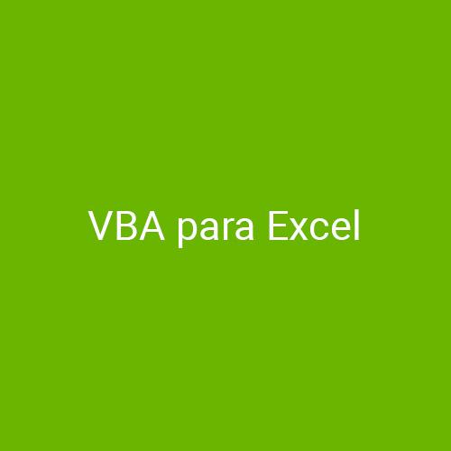 Curso de VBA para Excel para empresas en Madrid y Barcelona. CEDECO