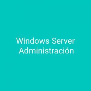 Cursos de Windows Server Administración para empresas en Madrid y Barcelona.