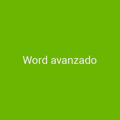 Curso Word Avanzado para empresas en Madrid y Barcelona. CEDECO