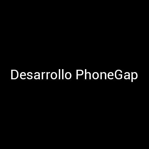 Curso Desarrollo con PhoneGap para empresas en Madrid y Barcelona. CEDECO