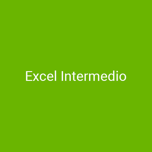 Curso Excel Intermedio para empresas en Madrid y Barcelona. CEDECO