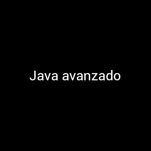 Curso Java Avanzado para empresas en Madrid y Barcelona. CEDECO