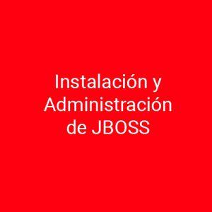 Cursos de instalación y Administración de JBOSS para empresas en CEDECO Madrid