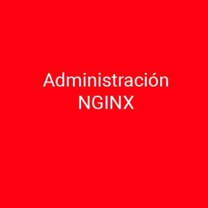 Curso de Administración NGINX para empresas en CEDECO Madrid