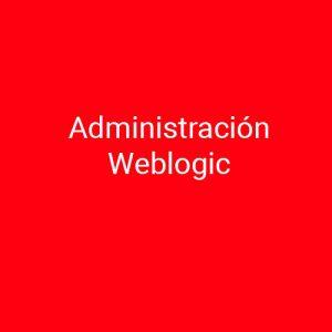 Curso de Administración WEBLOGIC para empresas en CEDECO Madrid